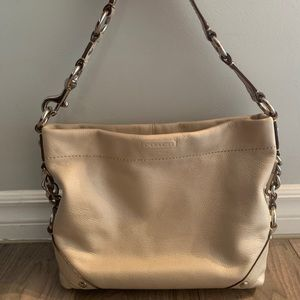Authentic Coach Leather Carly Bag - F15251